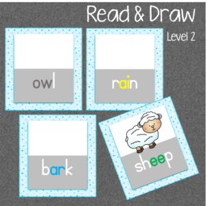 Level 2 - Read & Draw
